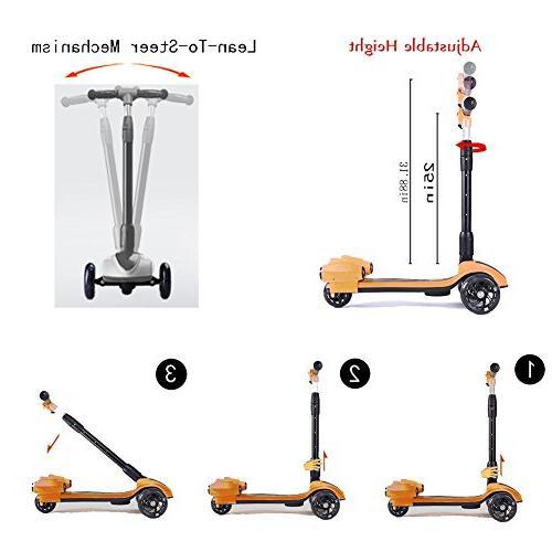 MammyGol Scooters Wheeled, Age 3-8