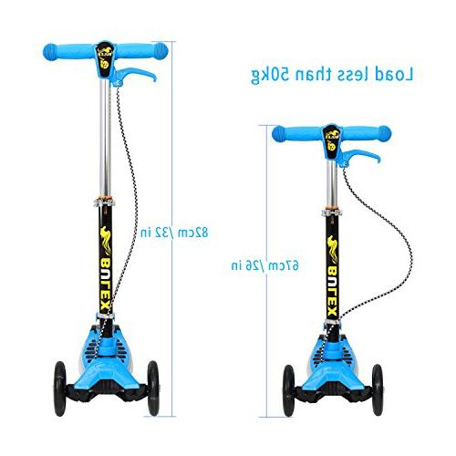 Kick Scooters OUTAD Super-Tough Wheel Kids T-Bar, New