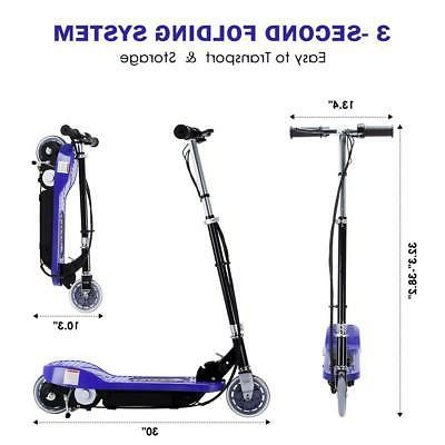 Maxtra® Kids Electric Scooter 2 Wheels Ride On