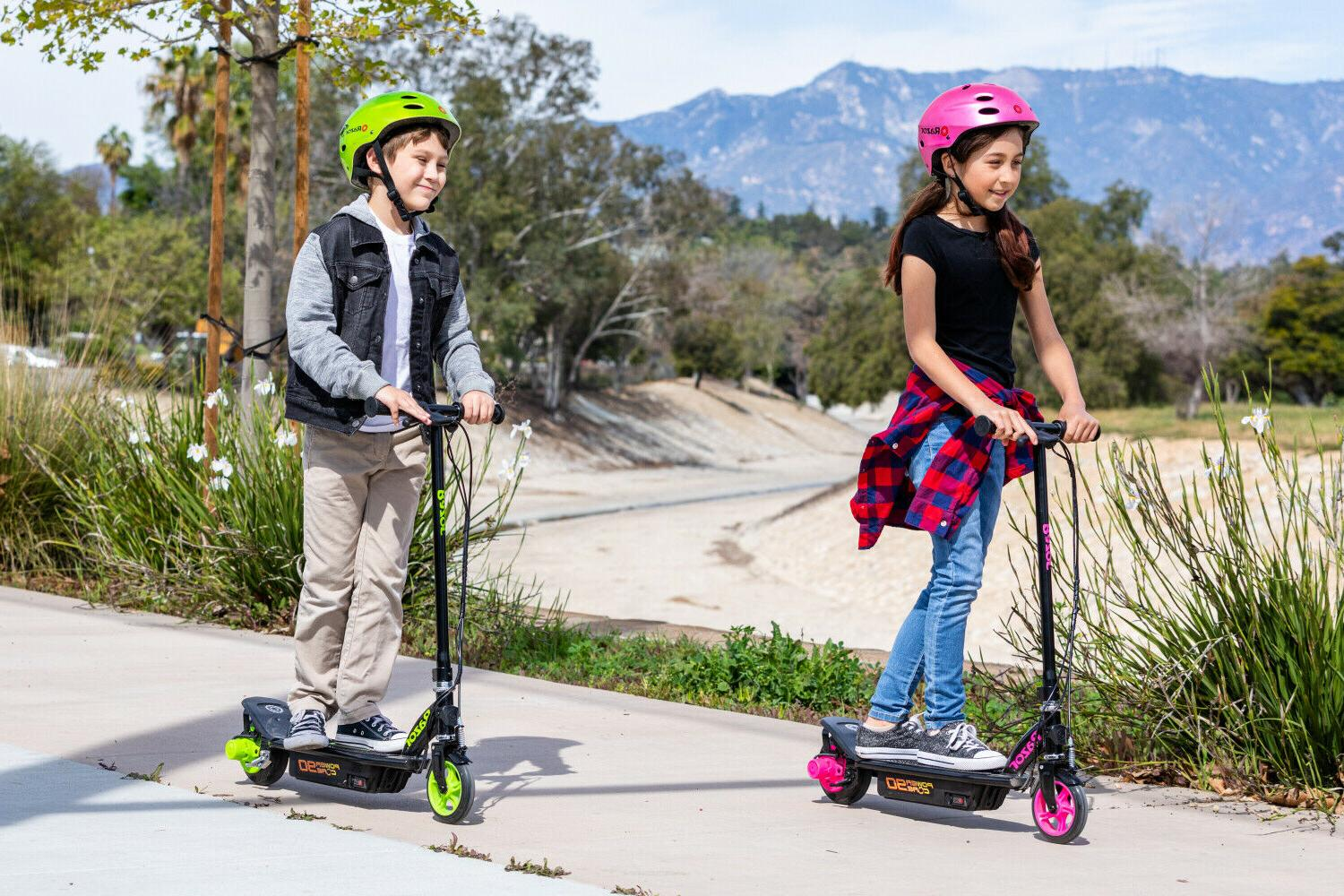 Kids Electric Power Core runtime mph, and