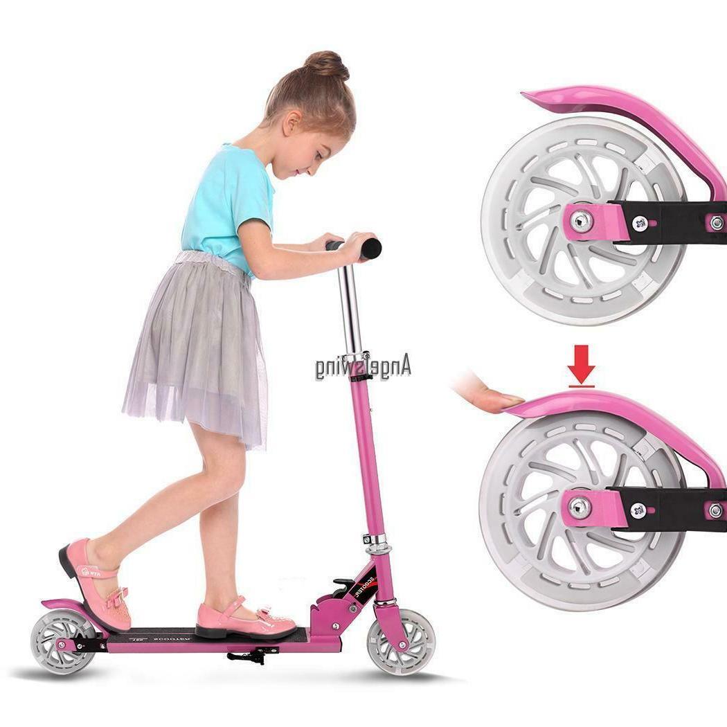Kids Age Adjustable Scooters