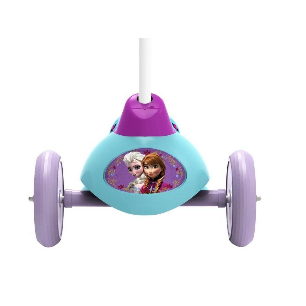 Kids Frozen 3-Wheel 6V Outdoor Fun Safety