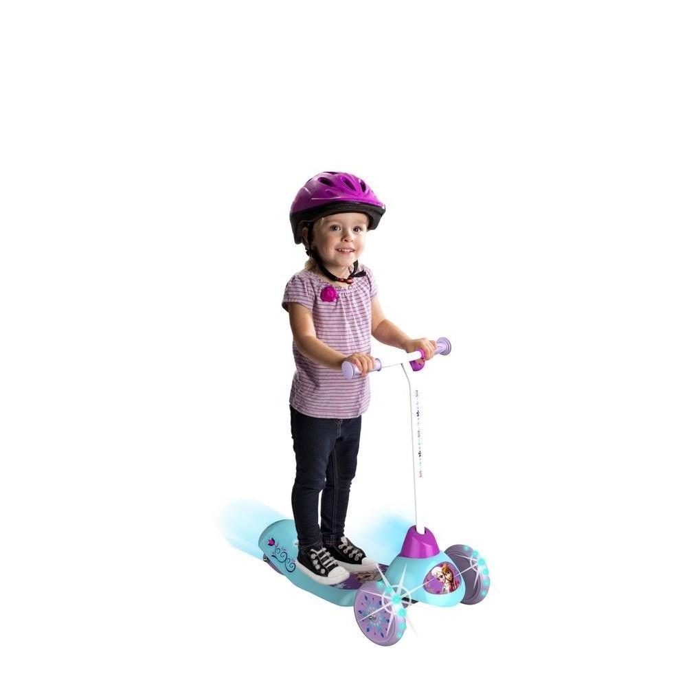 kids toddler electric scooter frozen safe start