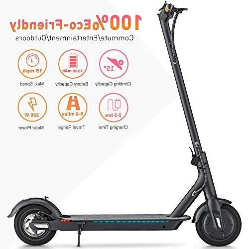 TOMOLOO L1 Kick for and Black Scooter with Foldable