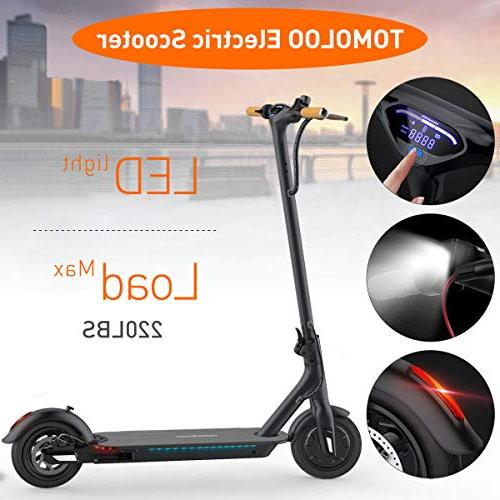 TOMOLOO for and Black Scooter Foldable