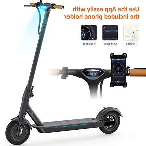TOMOLOO Scooter with Foldable