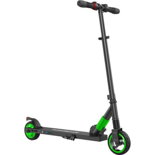 Megawheels Foldable Electric Scooter for Adults Aluminium Du