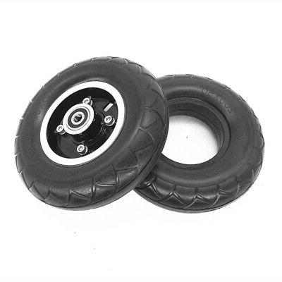 Replacement Solid Tire Electric Outdoor