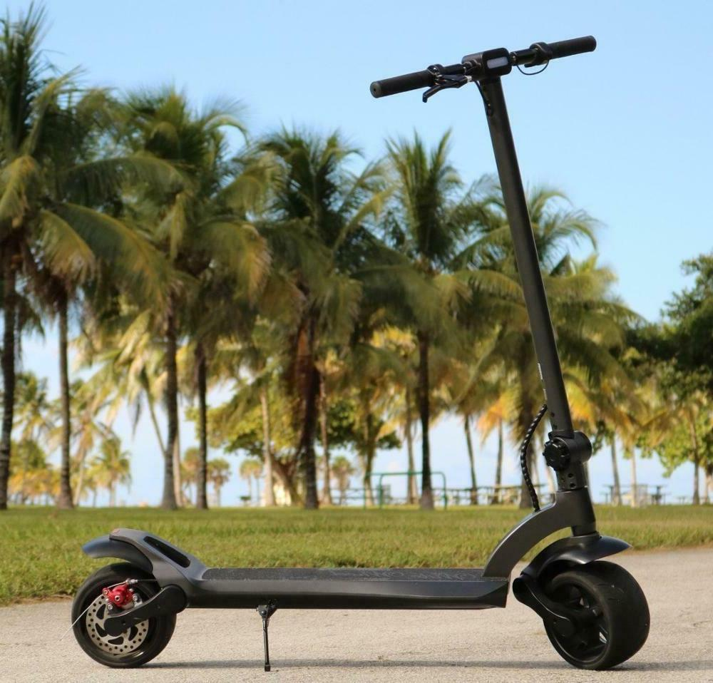 Mercane Long Upgraded Dual Scooter