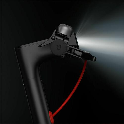 Xiaomi Scooter E-ABS Black Great Value Fedex Shipping