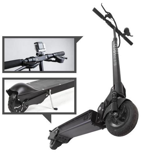 m5 electric scooter black certified refurbished