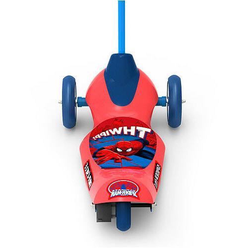 Ultimate Spider-Man 3-Wheel Electri