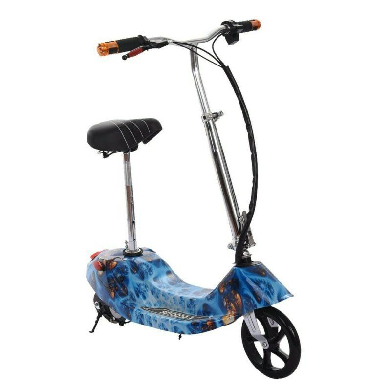 maxtra folding electric scooters with seat