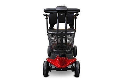 New EWheels Lightweight Red Scooter