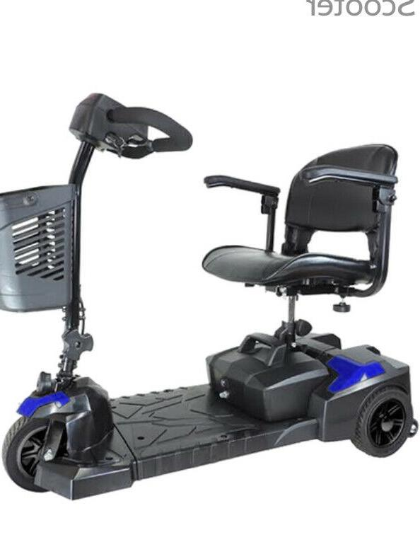 Drive ex compact electric wheelchair
