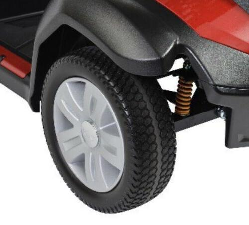 "Drive Ventura 4 Wheel Power Scooter 18"" , New"