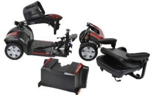 """Drive Medical Wheel Electric Mobility Scooter 18"""" Seat ,"""