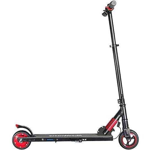 megawheels electric kick scooter