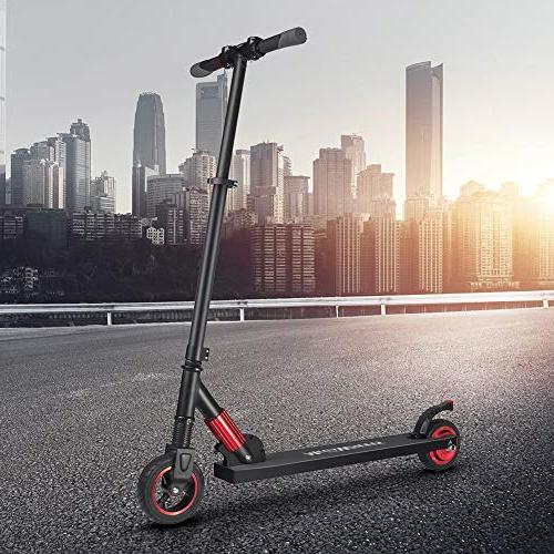 megawheels electric scooter lightweight folding