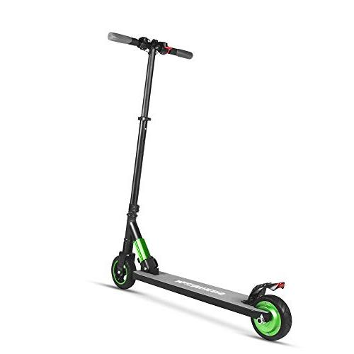 iBaste for Kids and Adults Ultra-Lightweight Foldable Carry Scooter