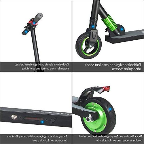 for Kids Carry High-Speed Electric Scooter