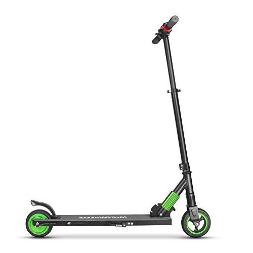 iBaste MegaWheels for Ultra-Lightweight Foldable & Carry Scooter