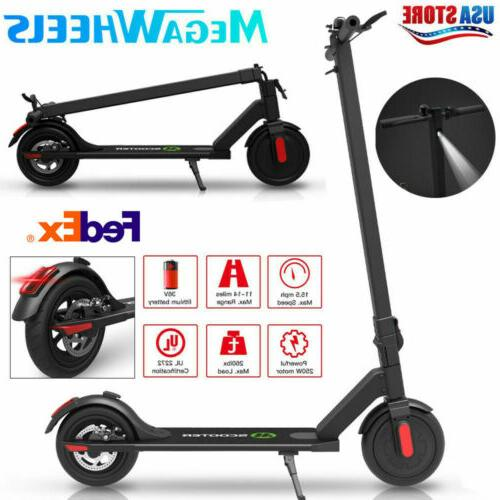 MEGAWHEELS S5 Electric Wheelers Adult Scooter City Commuter