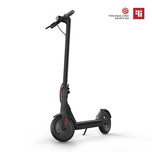 Xiaomi Mi Electric Scooter, 18.6 Miles Long-range Up to Easy Fold-n-Carry Adult