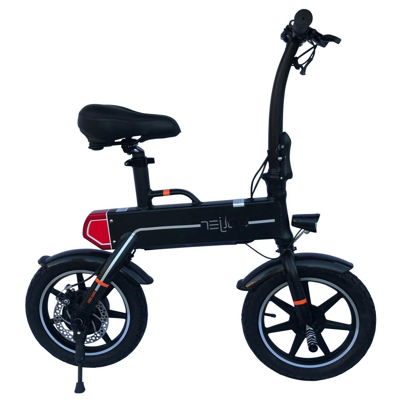 mini electric bike bicycle lightweight