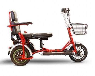 Electric Heavy Bariatric Electric Three Mobility Type Brushless Motor by Saferwholesale