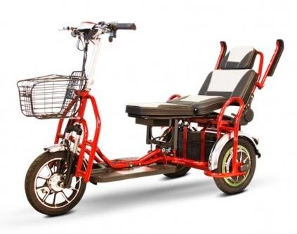 Mobility Electric Heavy Bariatric Electric Wheeled Mobility - Motor Type Rear Motor by Saferwholesale