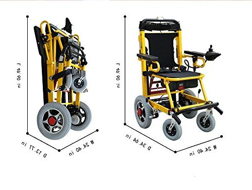 Mobility Scooter 350 Wheelchair-Stair Electric Mobility be as Lifting Devices,Stretcher