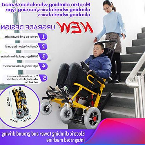 mobility scooter power wheelchair stair