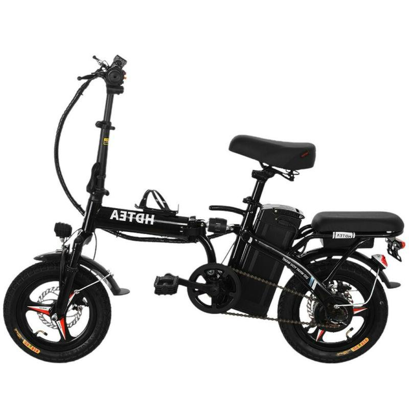 HDTEA Bike Suitable For Ebike Lithium Battery