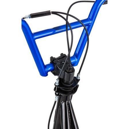 """Mongoose 12"""" Expo Scooter It neon accents Actual Color: Blue"""