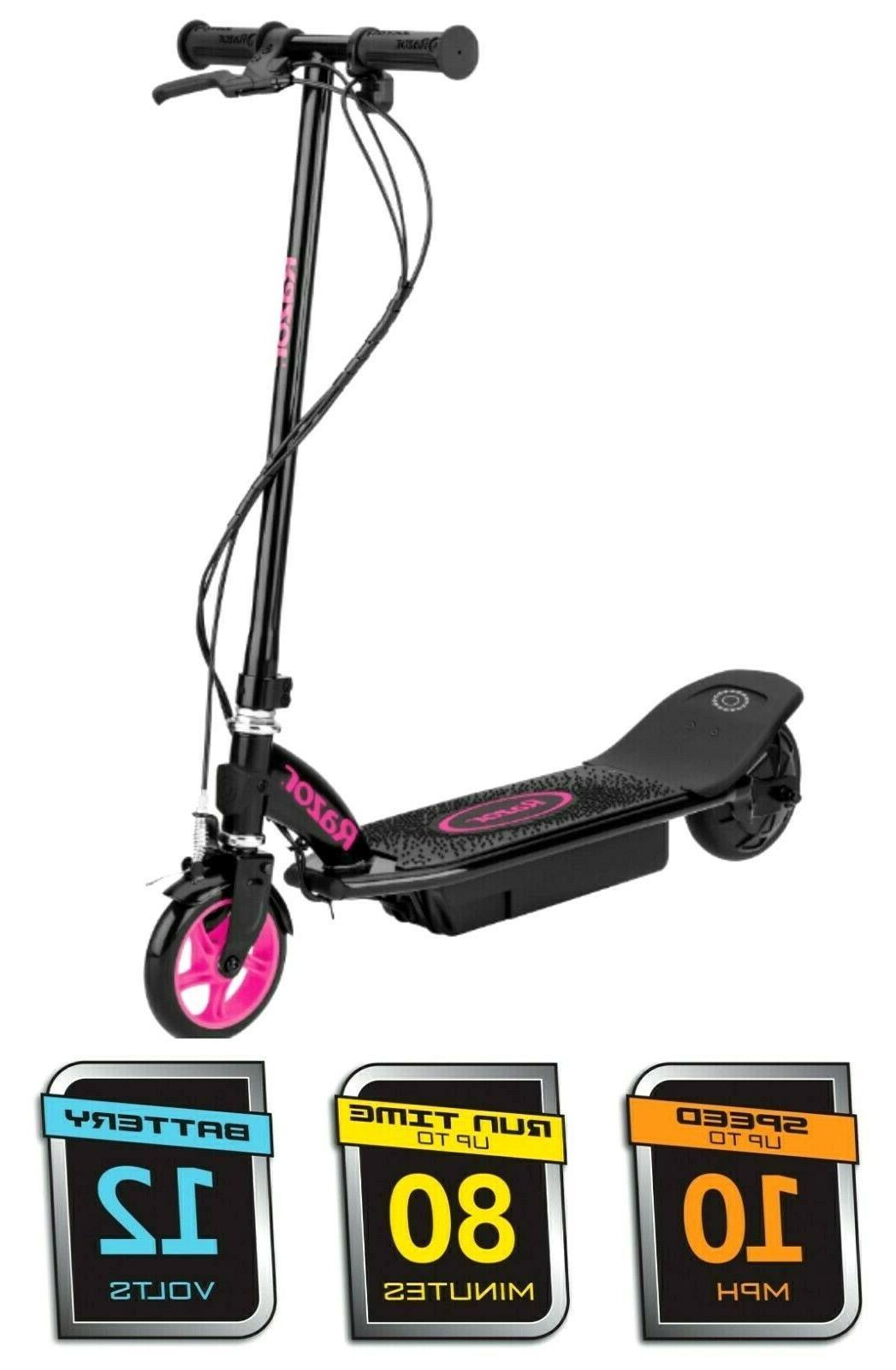 motor kids scooter 2 wheels teen kids