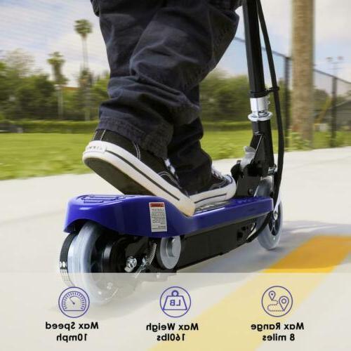 Maxtra® 24 Powered Folding On Bike