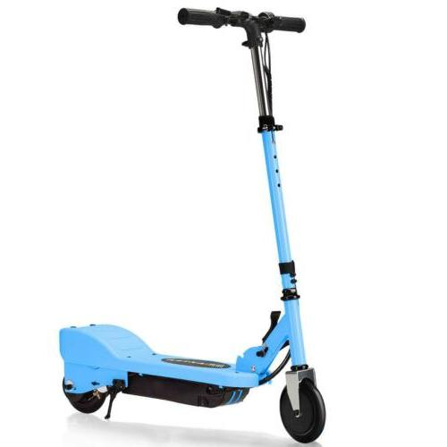 motorized 24 volt powered electric folding ride