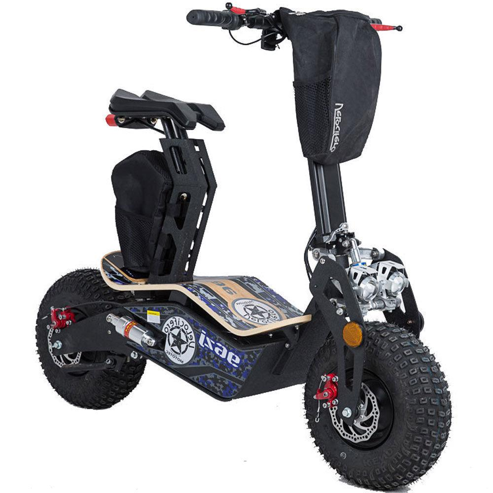 MotoTec 1600w 48v Electric Scooter -
