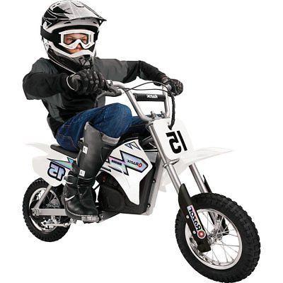 Razor Dirt Rocket 24V Electric Motorcycle