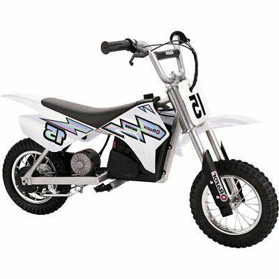 Razor 24V Electric Motocross Motorcycle Dirt Bike,