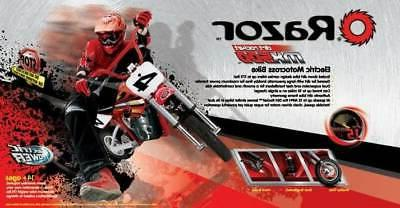 Razor MX500 Dirt High-Torque Motorcycle Dirt Bike,
