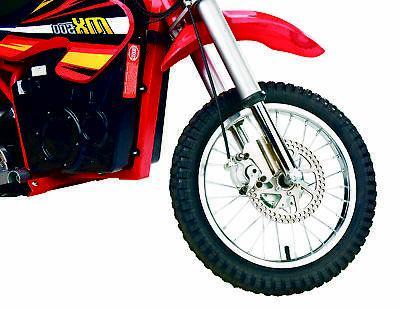 Razor Dirt High-Torque Electric Motorcycle Dirt Bike, MPH,