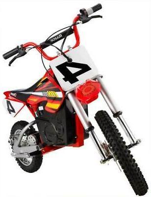 Razor Dirt Rocket High-Torque Bike, MPH,