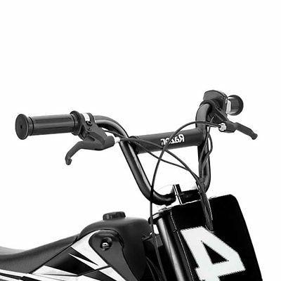 Razor MX650 Steel Electric Dirt Bike for Black