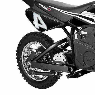 High-Torque Motocross