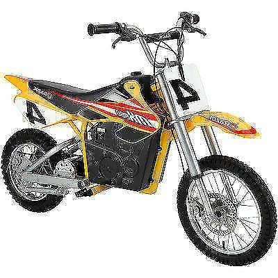mx650 dirt rocket electric motocross bike yellow