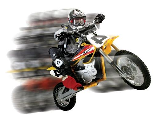Razor MX650 Rocket Electric Motocross