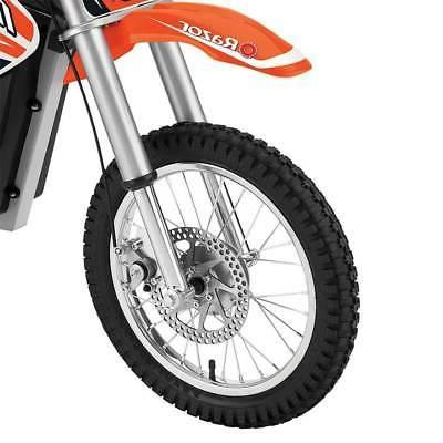 Razor Dirt High-Torque Bike, 17 MPH,