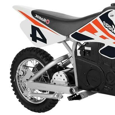 Razor MX650 High-Torque Motocross Dirt Bike,